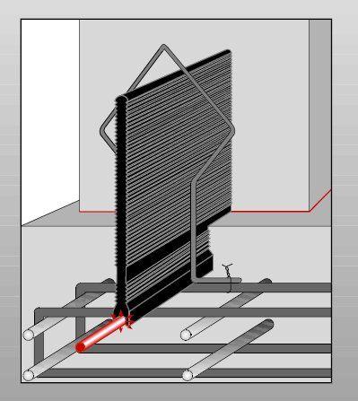Taśma uszczelniająca do dylatacji KAB (szer. 125 mm)