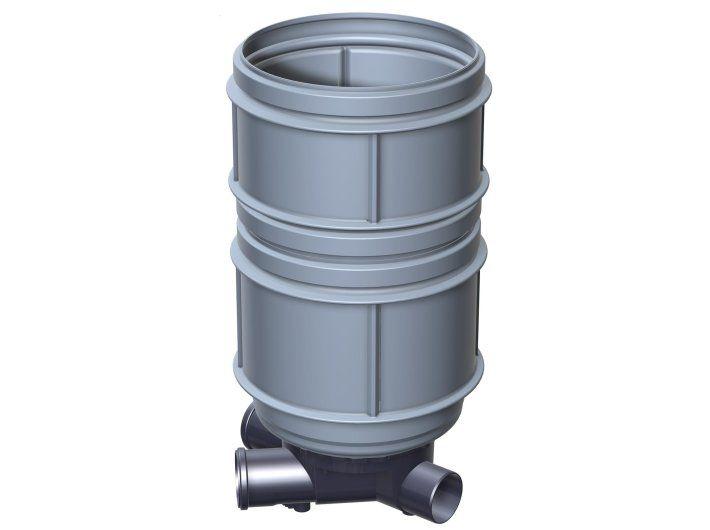 Studnia kanalizacyjna UNIVA-Standard LW 600 wys. 2450 mm
