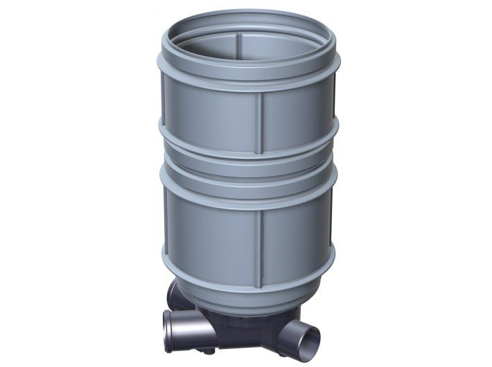 Studnia kanalizacyjna UNIVA-Standard LW 600 wys. 1040 mm