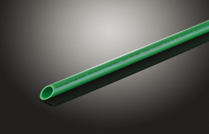 Rura FUSIOTHERM® SDR 11, z PP-R, Ø 63 mm