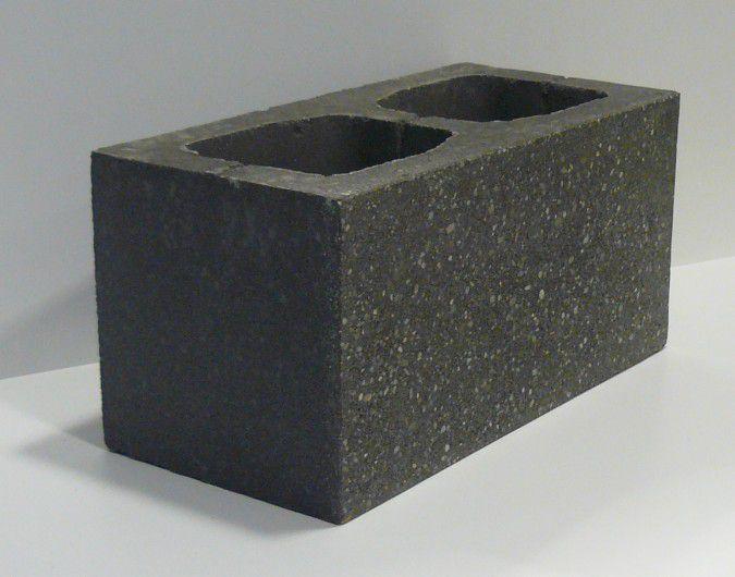Pustak elewacyjny betonowy PBEU-19-S 390/190/190 mm