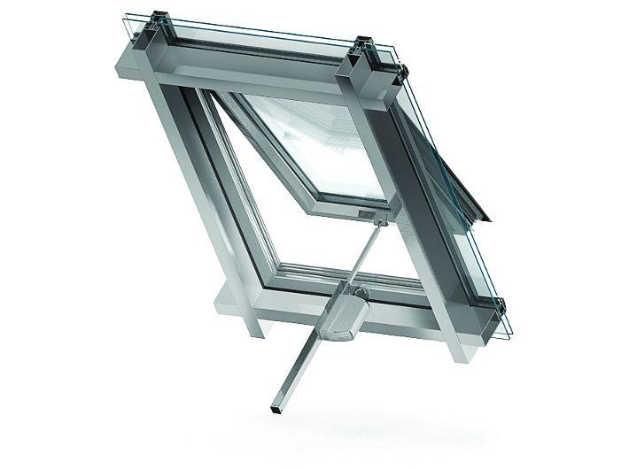Okno oddymiające dachowe EURO-SHEV 220/120 cm