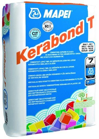 Zaprawa klejowa KERABOND T (+ISOLASTIC)