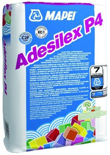 Zaprawa klejowa ADESILEX P4