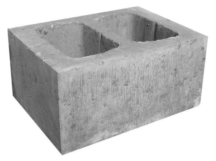 Pustak konstrukcyjny betonowy PBK-29 390/290/190 mm