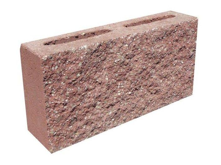 Pustak elewacyjny betonowy PBE-9 390/90/190 mm