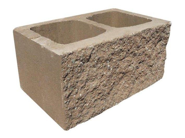 Pustak elewacyjny betonowy PBE-24 390/240/190 mm