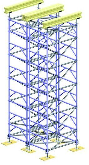 Wieża podporowa LAYHER TG 60, szer./dł w rzucie poz. 1,09/3,07 m