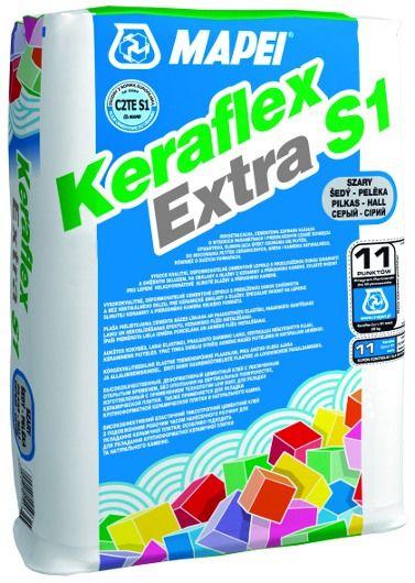 Zaprawa klejowa KERAFLEX EXTRA S1