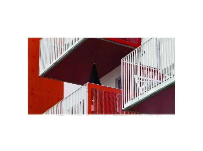 Prefabrykowana płyta balkonowa PRECON, szer. 38,0 cm