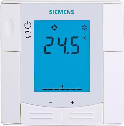 pomieszczeniowy regulator temperatury rdu341 firmy i. Black Bedroom Furniture Sets. Home Design Ideas