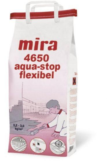 Cementowa membrana do wodouszczelnień 4650 aquastop flexibel