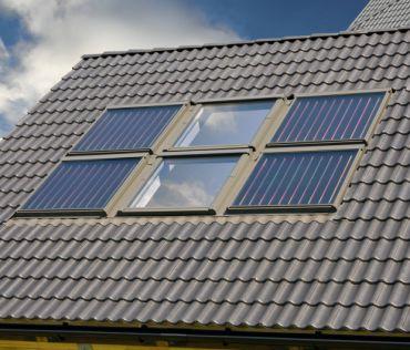 Płaski kolektor słoneczny SKW 11