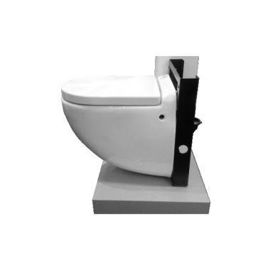 Kompakt WC z wbudowanym rozdrabniaczem SANICOMPACT COMFORT