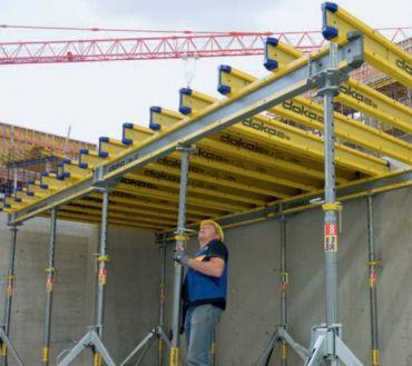 Deskowanie dźwigarkowe stropowe DOKAFLEX 20