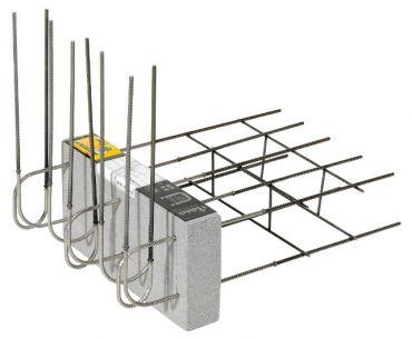Łącznik balustradowy ISOKORB<sup>&#174;</sup> F