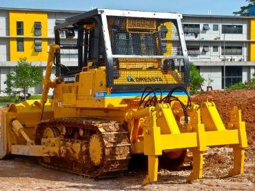 Spycharka gąsienicowa TD-20M EXTRA lemiesz 3,88 m³