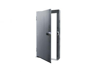 Drzwi chłodnicze KINGSPAN DCH1 zawiasowe jednoskrzydłowe