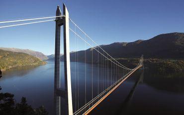Wymagające mosty wiszące