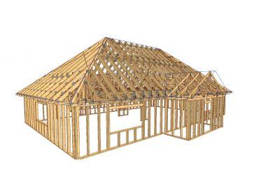 Oprogramowanie do projektowania konstrukcji drewnianych łączonych płytkami kolczastymi