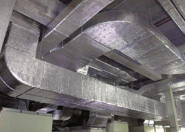 CONLIT PLUS – zabezpieczenie ogniochronne kanałów wentylacyjnych, klimatyzacyjnych i oddymiających