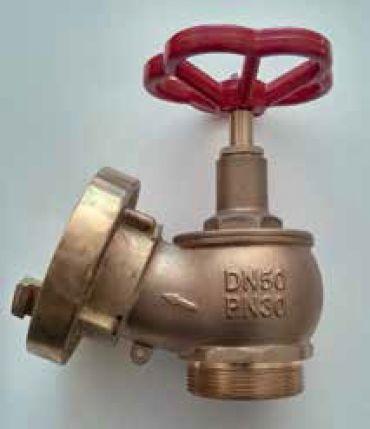 Analiza instalacji przeciwpożarowych wodnych i gazowych