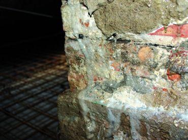 Osuszanie, odsalanie i hydrofobizacja murów i fundamentów