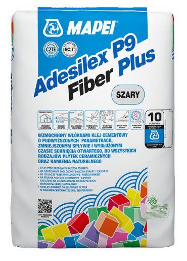 Zaprawa klejowa Adesilex P9 Fiber Plus