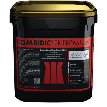 Dwuskładnikowa masa bitumiczna COMBIDIC-2K-PREMIUM