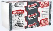 Płyty ze styropianu Fasada Grafit gr. 10 mm