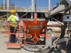 Pojemnik na beton typ B, pojemność 1,50 m³