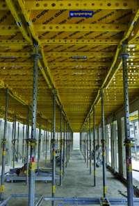 Deskowania stropowe
