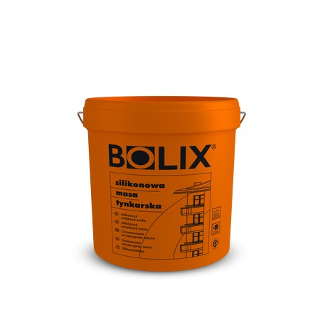 bolix sit, tynk silikonowy