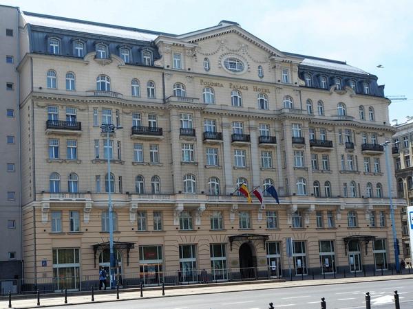 hotel polonia, aleje jerozolimskie, Warszawa