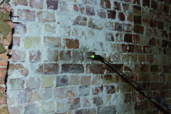 osuszanie preparat mur